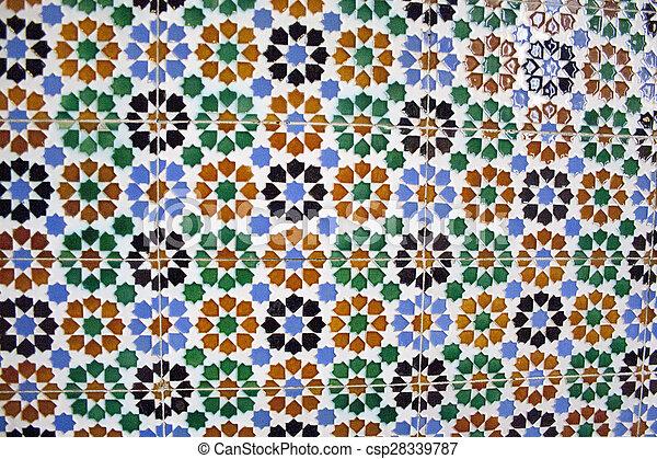 Azulejos de Lisboa - csp28339787