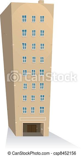 bâtiment, appartements - csp8452156
