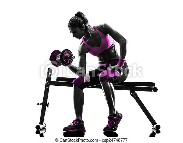 b timent corps femme silhouette poids fitness exercices b timent corps femme silhouette. Black Bedroom Furniture Sets. Home Design Ideas