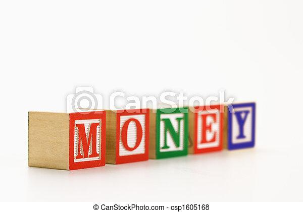 bâtiment, jouet, blocks. - csp1605168