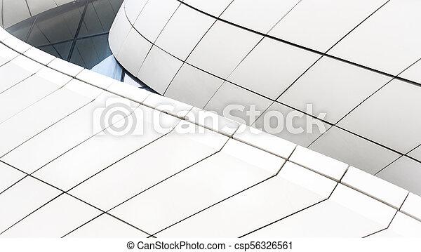 bâtiment, résumé, moderne, élément - csp56326561