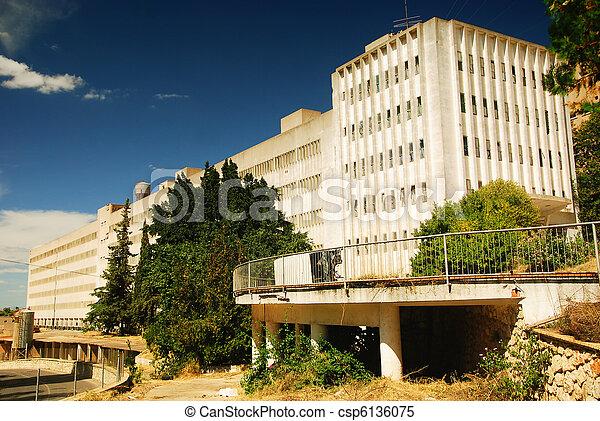 bâtiments, industriel, abandonnés - csp6136075