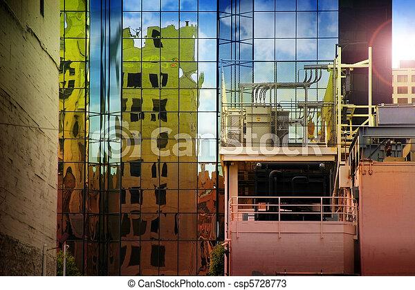 bâtiments - csp5728773