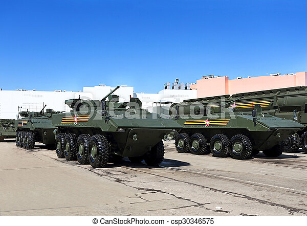 bärare, personal, pansrad - csp30346575