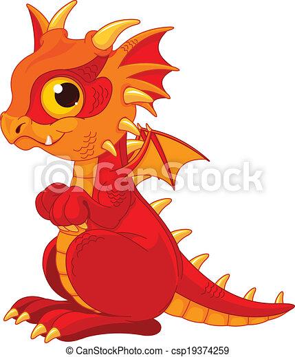Bébé Dragon