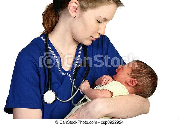 bébé pleure - csp0922924