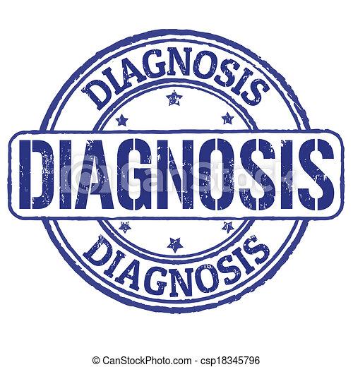 bélyeg, diagnózis - csp18345796