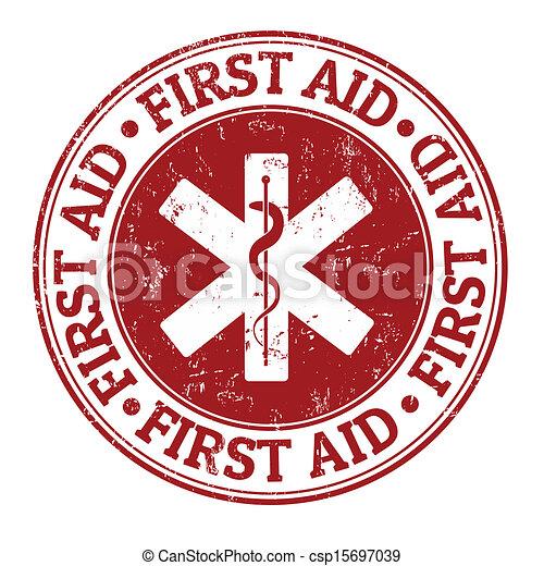 bélyeg, segély, először - csp15697039