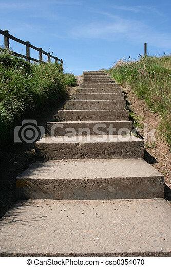 béton, étapes - csp0354070