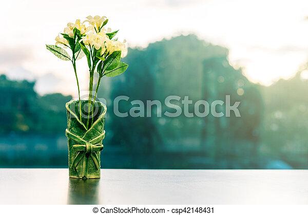 Buro Pflanze Kunstlich Tisch