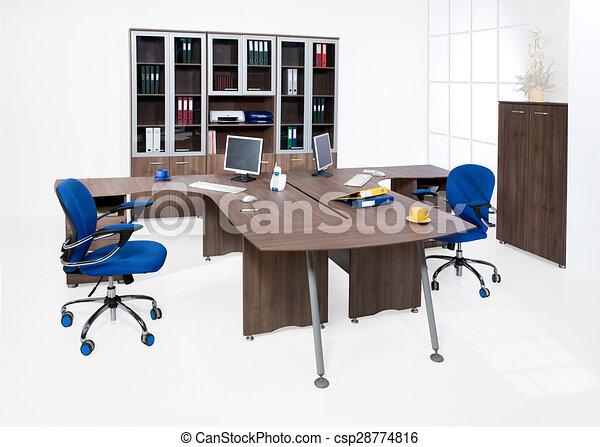 Büromöbel. Weißes, buero, hintergrund, möbel Clipart - Suche ...