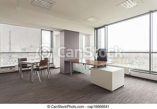 Büromöbel - csp16666641