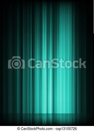 błękitny, borealis, jutrzenka, eps, tło., 8 - csp13105726