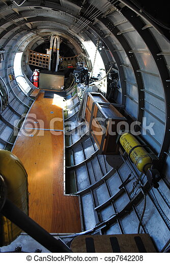 B 17 Interior   Csp7642208
