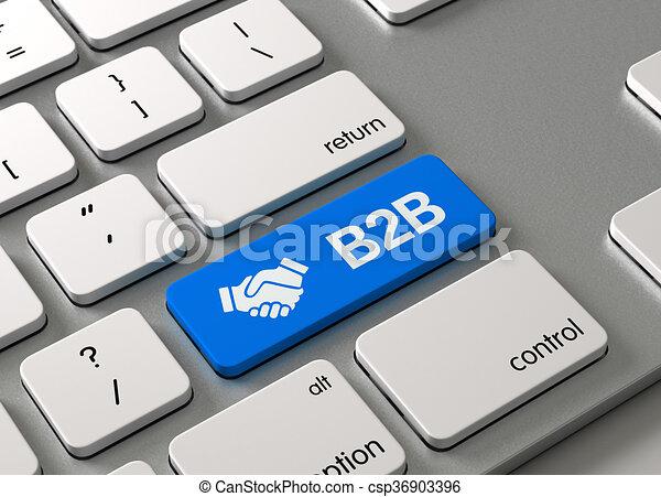 B2B - csp36903396