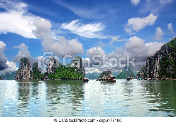 baía halong - csp6177168