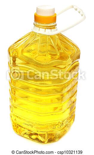 bab, olaj, szójabab - csp10321139