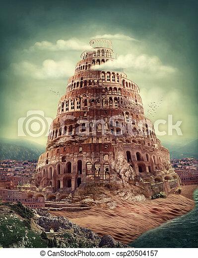Babel Turm