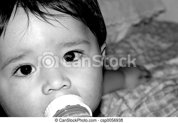 Babies- Close up - csp0056938