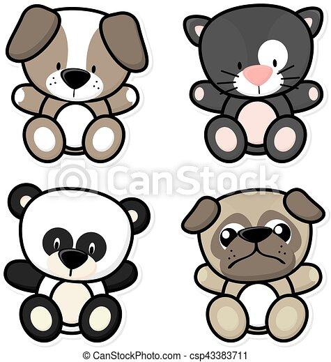 baby animals - csp43383711