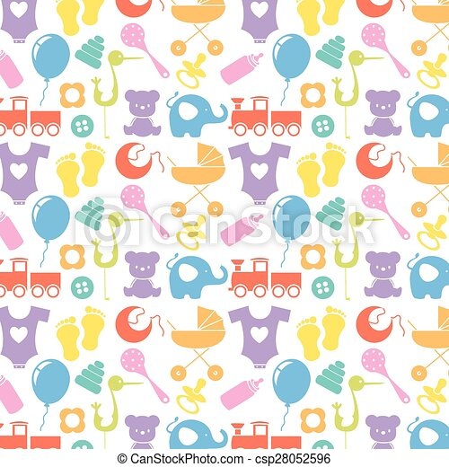 baby background - csp28052596