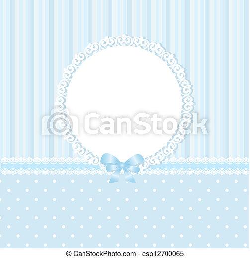 Baby blue  background - csp12700065