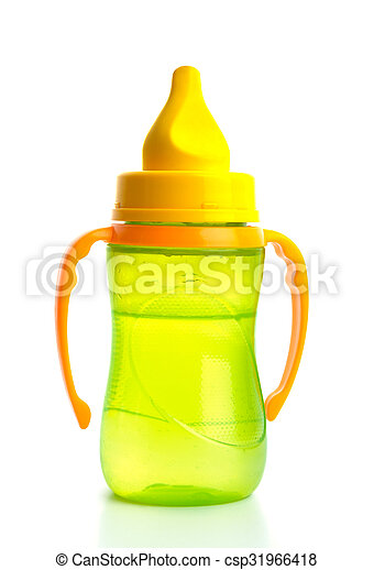 Baby bottle - csp31966418
