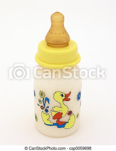 Baby bottle - csp0059698