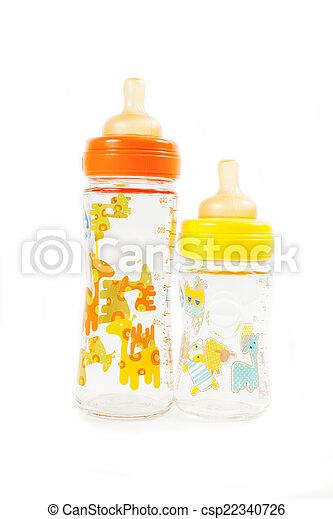 baby bottle - csp22340726