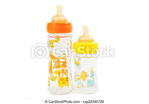 baby bottle - csp22340728