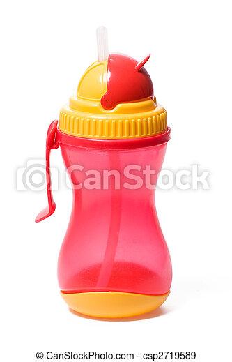 baby bottle - csp2719589
