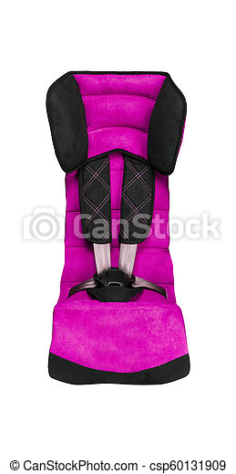 Baby car seat isolated - csp60131909