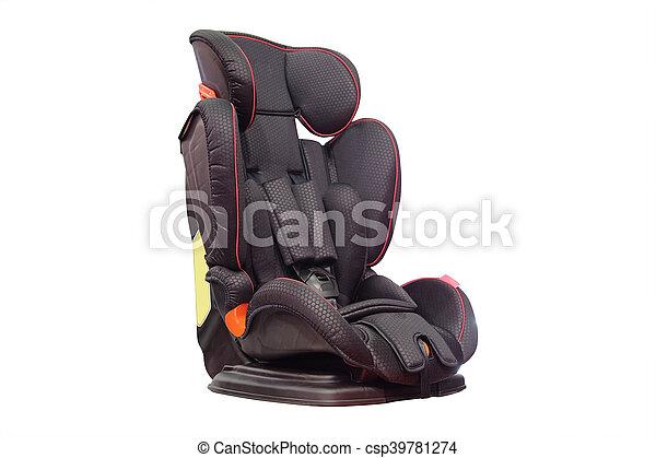 Baby car seat - csp39781274