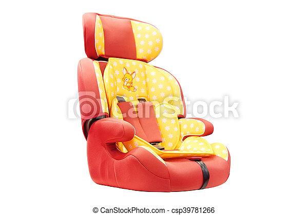 Baby car seat - csp39781266