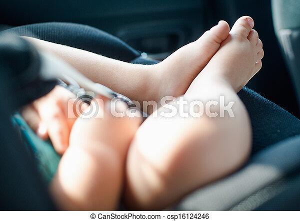 Baby Car Seat - csp16124246