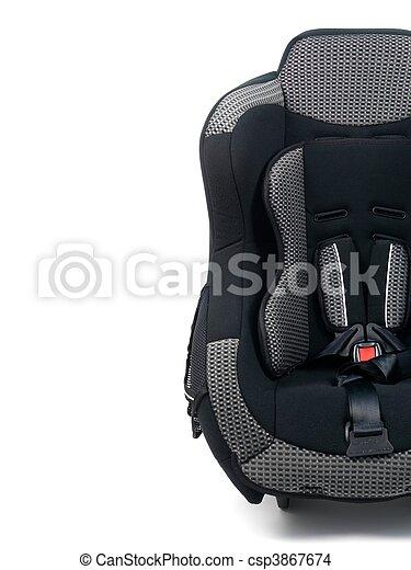 Baby Car Seat - csp3867674
