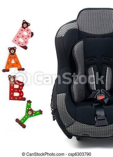 Baby Car Seat - csp6303790