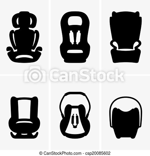 Baby Car Seat Chair Clip Art Vector Graphics 314 EPS Clipart And Stock Illustrations Available To Search From Thousands Of