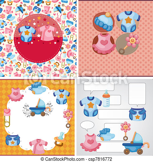 baby card - csp7816772