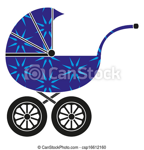 Baby carriage - csp16612160
