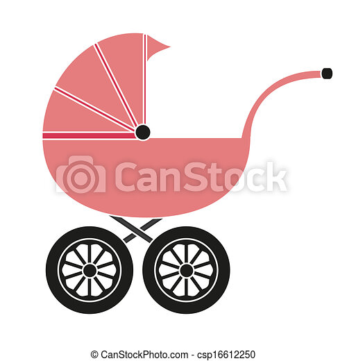 Baby carriage - csp16612250