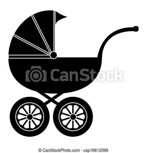 Baby carriage - csp16612099