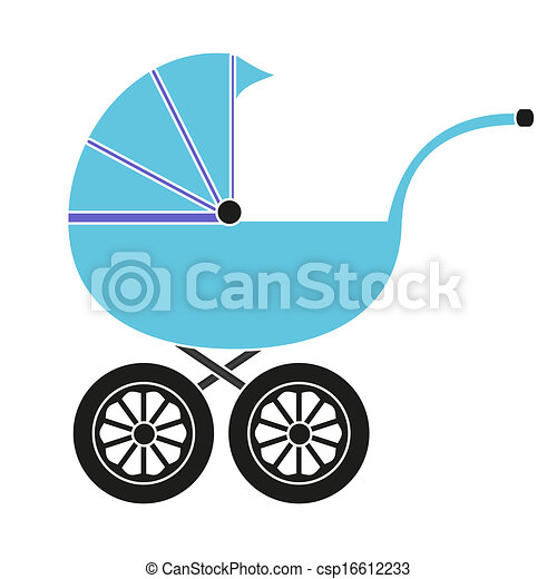 Baby carriage - csp16612233