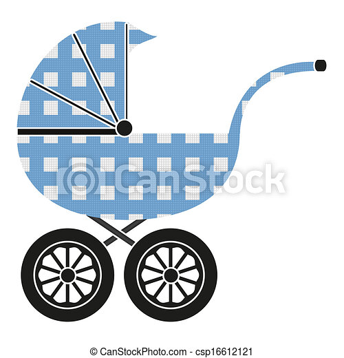 Baby carriage - csp16612121