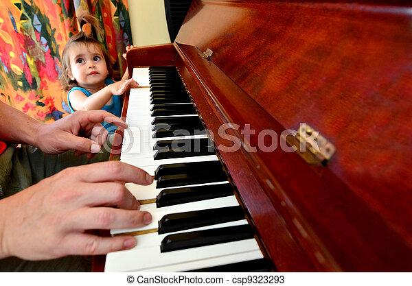 Baby Childhood - Music - csp9323293