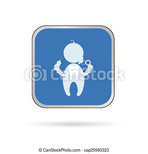 baby color vector - csp25560323