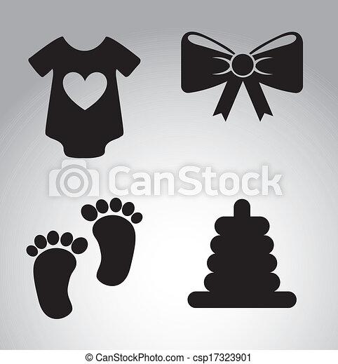 baby design - csp17323901