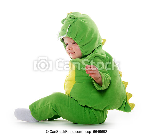 504f38fb291 Baby dreng, kostume, drage. Dreng, halloween, 18-month-old, drage ...