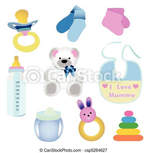 baby elements - csp5264627