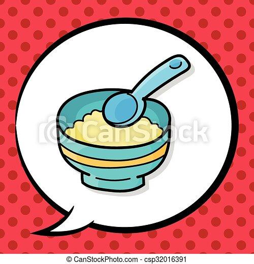 baby food doodle eps vectors search clip art illustration rh canstockphoto com baby food clip art free baby foot clip art